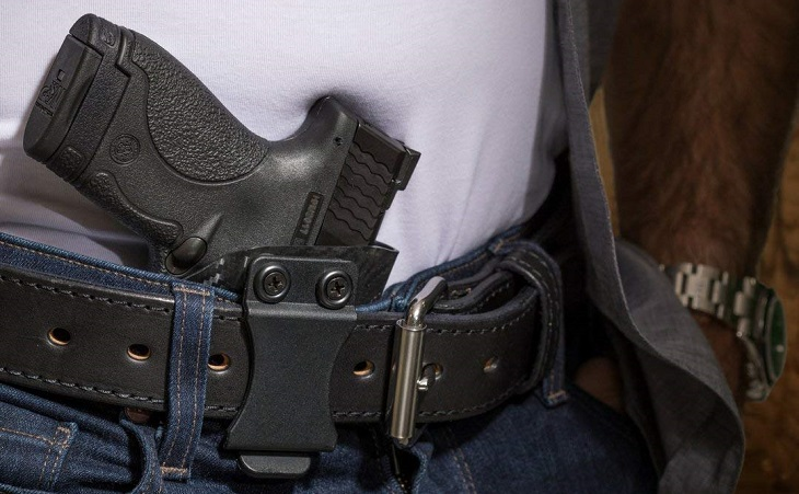 Things you need to know about gun holsters