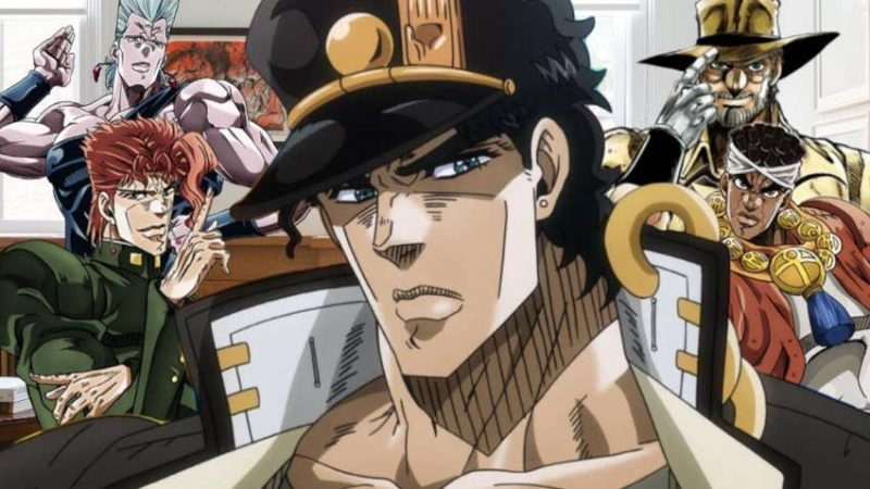 Grab Your Favorite JoJo's Bizarre Adventure Merchandise!