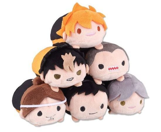 People are becoming more interested in anime merchandise
