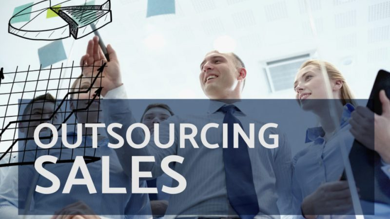 Benefits of sales outsourcing